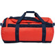 The North Face Base Camp Duffel L Poinciana Orange/Urban Navy